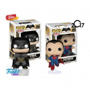 Set Batman Y Superman Funko Pop Pelicula Batman Vs Superman DC