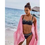 Boden Navy Bikinihose Damen Boden, 34, Multi