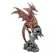 Design Toscano Zazookie, Estatua del dragón del Señor del Cielo