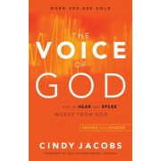 The Voice of God: How to Hear and Speak Words from God, Paperback