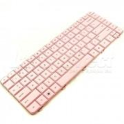 Tastatura Laptop Hp Compaq 435 roz + CADOU