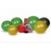Gyermek gimnasztikai labda sárga -45 cm
