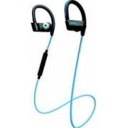 Casti bluetooth Jabra Sport Pace Wireless Certificare US Military iP54 Albastre