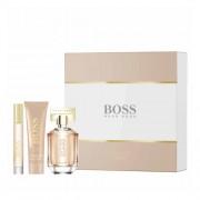 Hugo Boss Boss The Scent For Her Gift Set: EdP 50ml+EdP 7,4ml+BL 50ml