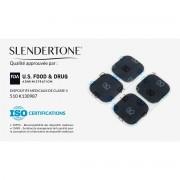SLENDERTONE Ersatz-Elektroden Bras System