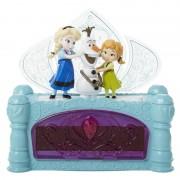 Cutie de bijuterii muzicala Frozen Jakks