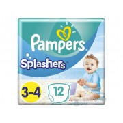 Pampers Splash CP S3-4 12 pelene-gaćice