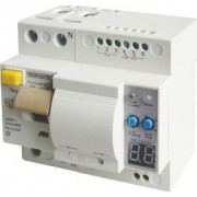 Bloc cu protecţie diferenţială cu disp. de recuplare, 4 poli - 25A, 300mA, 10kA, A / AC TFIG4-25300 - Tracon