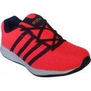 Sicadon Lucky 1 Running Shoes For Men(Orange, Navy)
