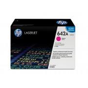 HP Cartucho de tóner original LaserJet HP 642A magenta para Laserjet series CP4005