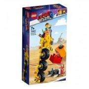 Конструктор Лего Филмът 2 - Триколката на Емет, LEGO Movie 2, 70823