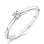 Blush Diamonds Ring met 0.10ct Diamant maat 54