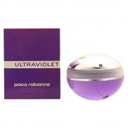 ULTRAVIOLET apă de parfum cu vaporizator 80 ml