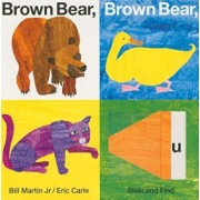 Brown Bear, Brown Bear, What Do You See' Slide and Find, Hardcover/Bill Martin