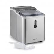 Klarstein Chillout, ледогенератор, кръгли кубчета лед, 12 кг / 24 часа, резервоар за вода: 1,5 л, сребърен (TK49-ChillOut-SL)
