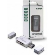 Cititor de carduri Inter-Tech ARgus R-004 3in1 USB microUSB lightning