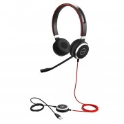 Casti Jabra Evolve 40 UC Stereo Black