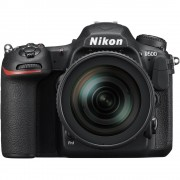 Nikon D500 Aparat Foto DSLR 20.9MP CMOS Kit cu Obiectiv 16-80mm, F2.8-4 VR AF-S DX