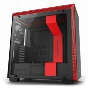 Kućište NZXT H700 crno/crveno, bez napajanja, ATX