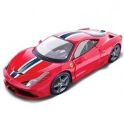 Burago Voiture Ferrari Collection 458 Speciale I Échelle 1/18-Bburago