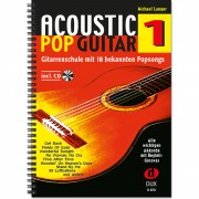 Edition Dux Acoustic Pop Guitar Band 1