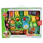G21 kék játék teleszkóp, 50 mm