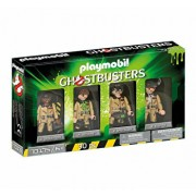 Playmobil Ghostbusters, Set 4 figurine