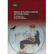 Zarzalejos Prieto, Mar/guiral Pelegrín, Carmen/san Nicolás Pedraz, María Pilar Historia de la cultura material del mundo clásico
