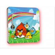 Samolepky na vypínač Angry Birds (AL)