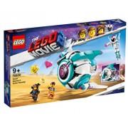 LEGO Movie 2, Nava stelara Systar a lui Mayhem! 70830