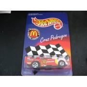Hot Wheels McDonalds Racing Team Cruz Pedregon