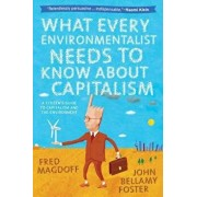 What Every Environmentalist Needs to Know about Capitalism: A Citizen's Guide to Capitalism and the Environment, Paperback/Fred Magdoff