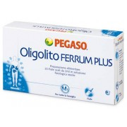 Pegaso srl Oligolito Ferrum Plus 20f 2ml