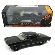 Loot Crate September 2015 Supernatural Deans 1967 Chevrolet Impala 1:64 Die Cast Toy Car