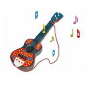 Chitară mică pentru copii Dohany 700 roșie