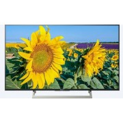 "Sony KD-43XF8096 43"" 4K HDR TV BRAVIA Triluminos, Edge LED with Frame dimming, Processor 4K X-Reality PRO, Android TV 7.0, XR 400Hz, DVB-C / DVB-T/T2"
