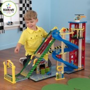 KidKraft Mega Ramp Racing Car Play Set