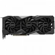 GIGABYTE Video Card AMD Radeon RX 5600 XT GAMING OC GDDR6 6GB/192bit, 1560MHz/12000MHz, PCI-E 4.0, 3xDP, HDMI, WINDFORCE 3X Cooler (Double Slot) RGB Fusion, Metal Back Plate, Retail GV-R56XTGAMING_OC-6GD