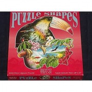 Puzzle Shapes 1000 Piece Jigsaw Puzzle - Shaped Like a Toucan [Puzzle]