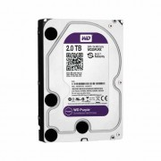 "Western Digital Hard Disk HD Sata 6 Gb/s 3.5"" Western Digital Purple 2TB - WD20PURZ"