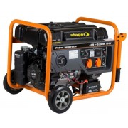 Generator Curent Electric Stager GG 7300EW, Benzina, 230 V