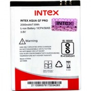 Intex Aqua Q7 Pro battery