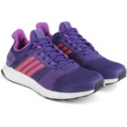 Adidas ULTRA BOOST ST W Running Shoes(Purple)