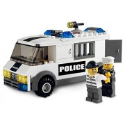 Lego City 7245 Police Prisoner Transporter