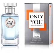 Perfume Only You For Men Masculino New Brand Prestige Eau de Toilette 100ml - Masculino