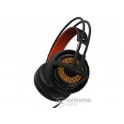 Casti cu microfon gamer Steelseries Siberia 350, negru