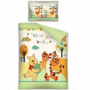 Lenjerie de pat Winnie the pooh 100 x 135cm WTP18A