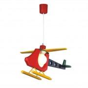 ACA DECOR Dětské závěsné svítidlo - Vrtulník