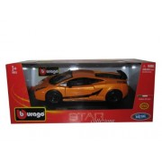 Lamborghini Gallardo Superleggera Orange Diecast 1/24