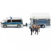 SIKU dečija igračka policijsko vozilo za prevoz konja 2310
